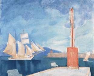 The Harbor of Kalamata — Константинос Партенис