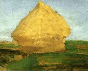 The Haystack — Поль Синьяк