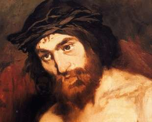 The head of Christ — Эдуард Мане