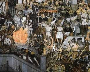 The History of Mexico — Диего Ривера
