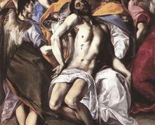 Святая Троица — Эль Греко