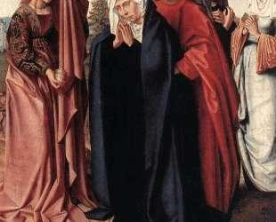 The Holy Women and St. John at Golgotha — Герард Давид