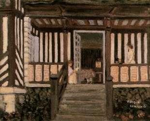The House of Misia Sert — Пьер Боннар