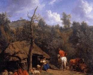 The Hut — Адриан ван де Вельде