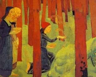 The Incantation (The Holy Wood) — Поль Серюзье