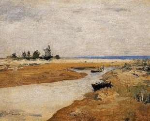 The Inlet — Джон Генри Твахтман (Tуоктмен)