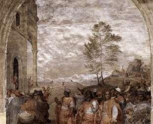 The Journey of the Magi — Андреа дель Сарто