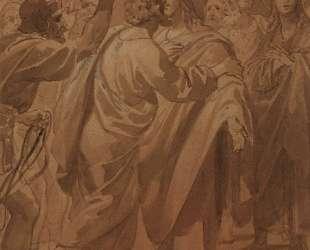 Лобзание Иуды — Карл Брюллов