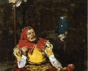 The King's Jester — Уильям Меррит Чейз