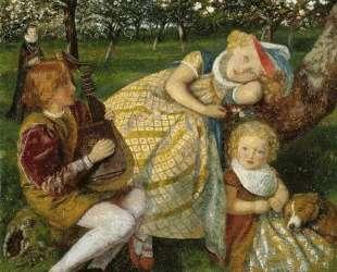 The King's Orchard — Артур Хьюз