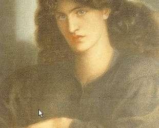 The Lady of Pity — Данте Габриэль Россетти