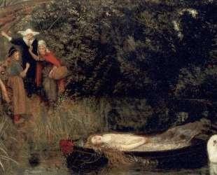 The Lady of Shalott — Артур Хьюз