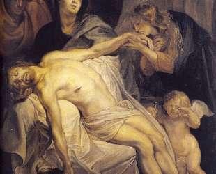 Оплакивание Христа — Антонис ван Дейк