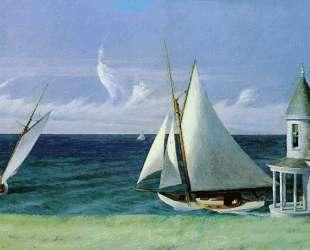 The Lee Shore — Эдвард Хоппер