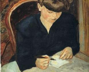 The Letter — Пьер Боннар