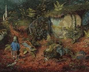 The little botanist — Джон Эткинсон Гримшоу