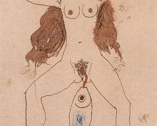 The Mackerel — Пабло Пикассо