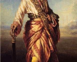 The Maharaja Dalip Singh — Франц Ксавер Винтерхальтер