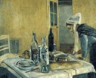 The Maid — Анри Матисс