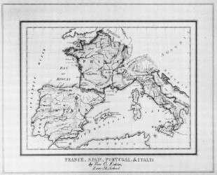 The map — Томас Икинс