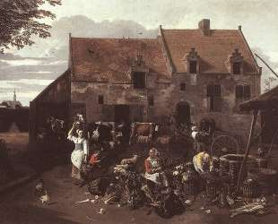 The Market Garden — Ян Сиберехтс