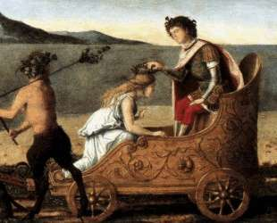 The Marriage of Bacchus and Ariadne — Чима да Конельяно