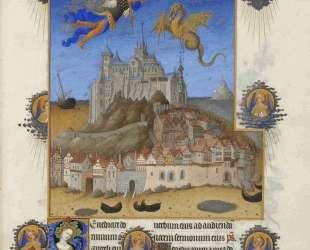 The Mass of Saint Michael — Братья Лимбург