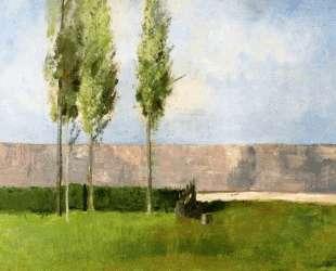 The Meadow — Одилон Редон