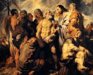 The mission of St. Peter — Якоб Йорданс