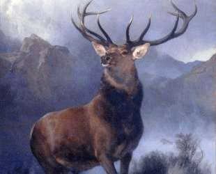 The Monarch of the Glen — Эдвин Генри Ландсир