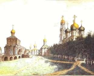 The Monastery of Trinity and St. Sergius — Фёдор Алексеев