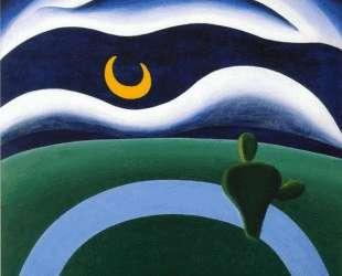 The Moon — Тарсила ду Амарал