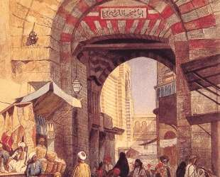 The Moorish Bazaar — Эдвин Лорд Уикс