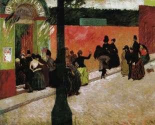 The Moulin de la Galette — Федерико Дзандоменеги