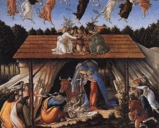 Мистическое Рождество — Сандро Ботичелли