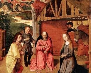 The Nativity — Герард Давид