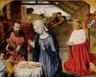 The Nativity — Джорджо Вазари