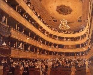 The Old Burgtheater — Густав Климт