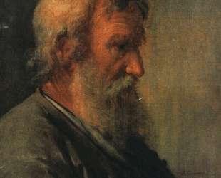 Старик крестьянин — Василий Тропинин