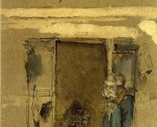 The Open Door — Джеймс Эббот Макнил Уистлер