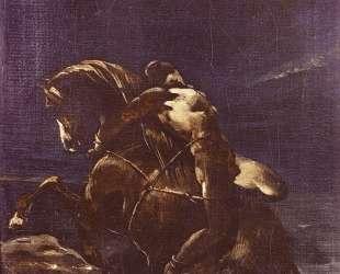 The Page Mazeppa — Теодор Жерико