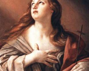 The Penitent Magdalene — Гвидо Рени