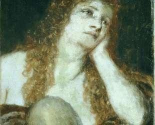 The Penitent Mary Magdalene — Арнольд Бёклин