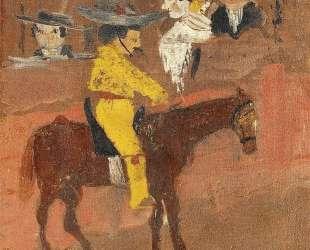 The picador — Пабло Пикассо