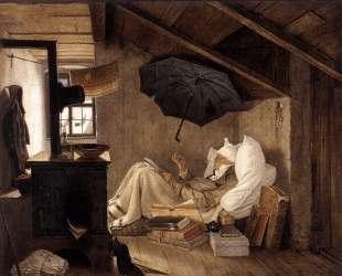 The Poor Poet — Карл Шпицвег