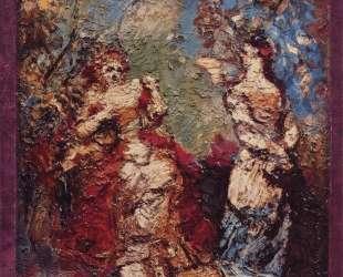 The Precious Ridiculous — Адольф Жозеф Тома Монтичелли