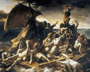 The Raft of the Medusa — Теодор Жерико