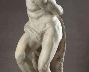 The Rebellious Slave — Микеланджело