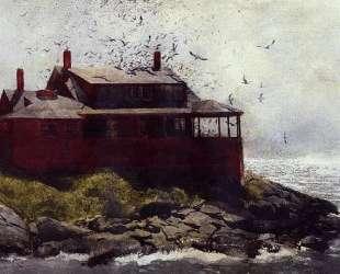 The Red House — Джейми Уайет