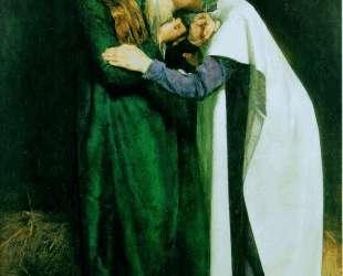 The Return of the Dove to the Ark — Джон Эверетт Милле